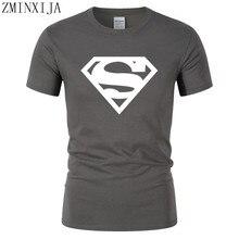 Super Hero T Shirt Superman Batman Captain America the Flash Marvel Movie Men Cosplay T-Shirts