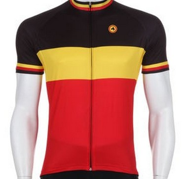 2b28e8067 2016 new men Wiggle exclusive Belgium short sleeve cycling jersey cool bike  jersey ride gear novelty cycling wear