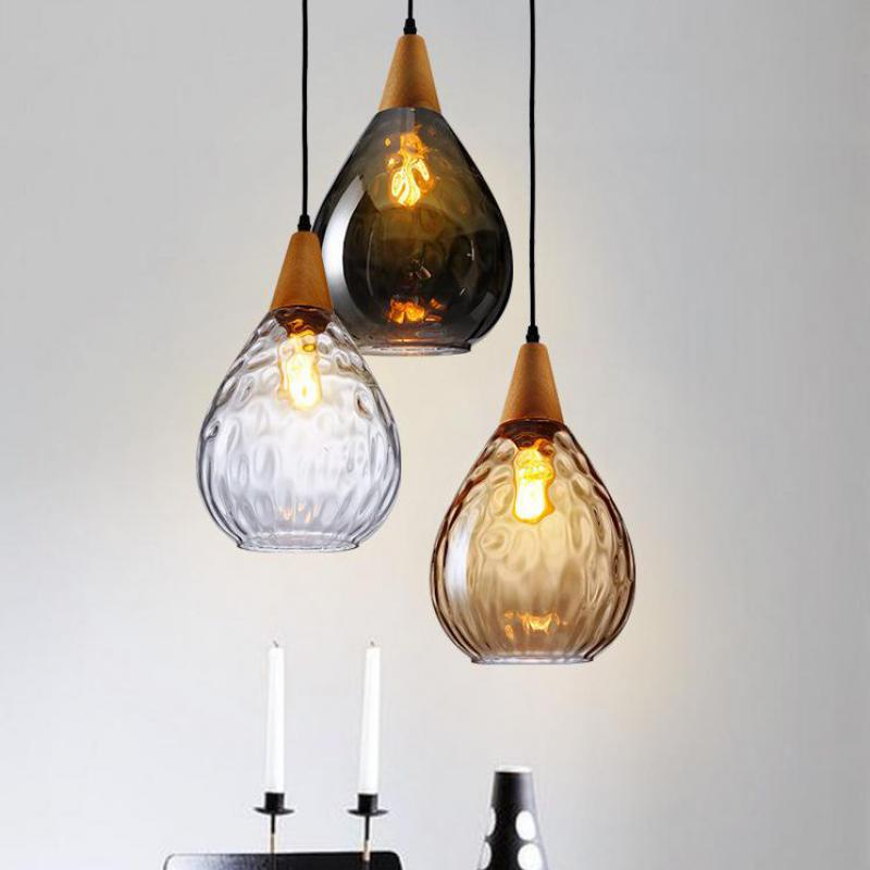 Tiffany 1 pcs Glass lighting pendant lamp for coffee Bar Italy style Restaurant showcase color glass shade hanging lamps lantern pastoral tiffany glass pendant lights latin american colorful tiffany lighting lamp mediterranean hanging glass lamp cover lampe