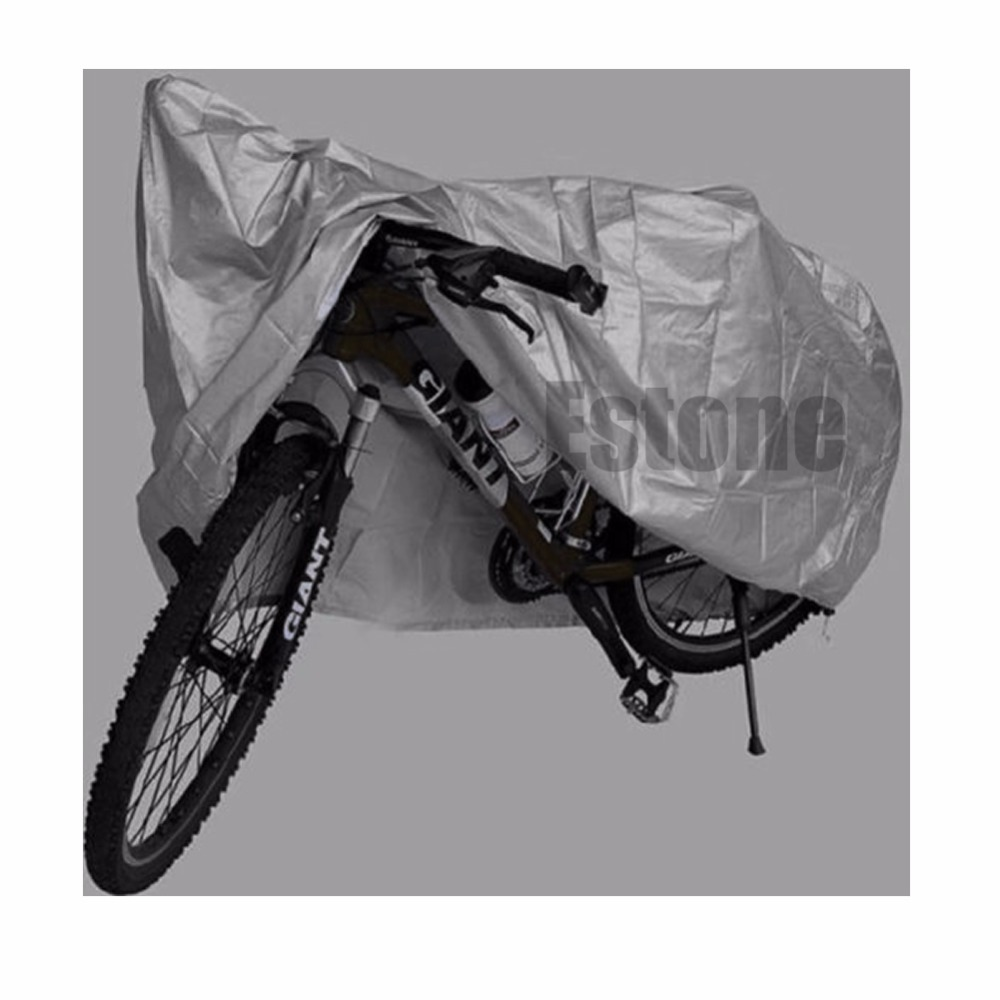 Outdoor Waterproof Bicycle Bike Motorcycle Scooter Rain Snow Cover UV Protector MAY16Outdoor Waterproof Bicycle Bike Motorcycle Scooter Rain Snow Cover UV Protector MAY16