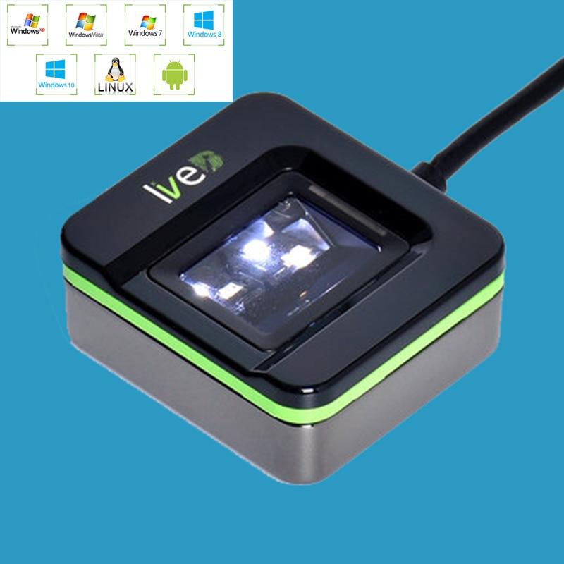 fingerprint reader Live 20R USB fingerprint reader scanner ZK live ID USB fingerprint sensor Anti Fake Fingerprint acss19 fingerprint