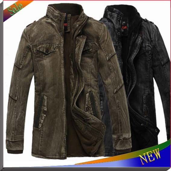 New Style Mens Winter And Autumn Coat Brand Jackets For Men Designer
