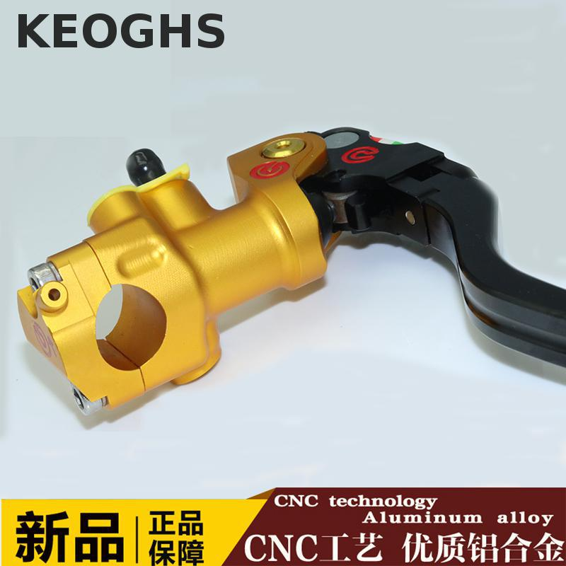 Keoghs High Quality Motorcycle Brake Master Cylinder/hydraulic Brake Clutch 18mm Piston Size For Honda Yamaha Kawasaki Modify keoghs motorcycle high quality personality swingarm swinging arm rear fork all cnc for yamaha scooter bws cygnus honda modify