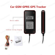 Bike Car Tracking system Device GT003Mini GSM GPRS GPS Tracker Motor free shipping
