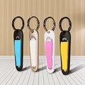Ios10 mini anel chave portátil curto cabo de carga para iphone 5 5s 6 6 s Plus SE 7 Plus Remax Keychain Original Cabo de 68mm de Comprimento