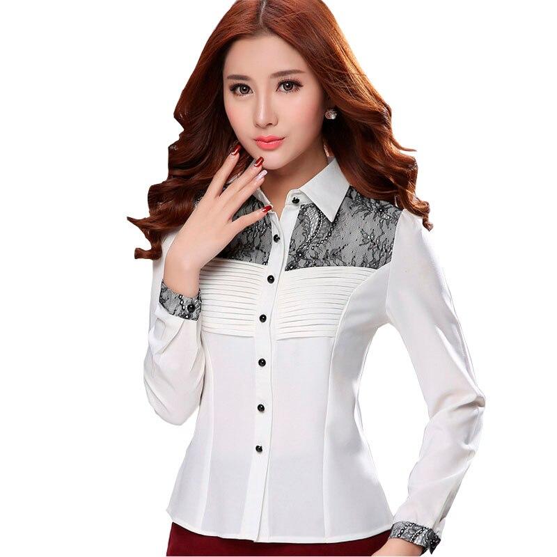 Compra Chifon blusa online al por mayor de China, Mayoristas de ...