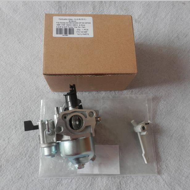 Aliexpress Buy Carburetor Asy For Honda Gx160 Gx200 Gp160