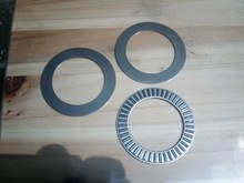 Thrust needle roller bearing with two washers NTA1828+2TRA1828 Size is 28.58*44.45* ( 1.984+2*0.8 ) mm,TC1828
