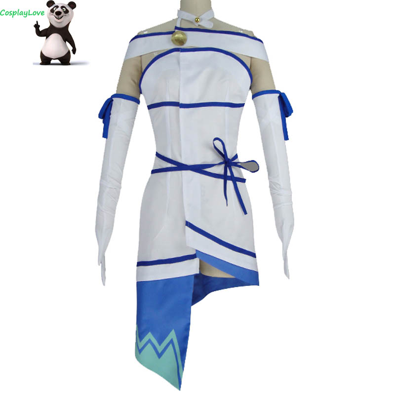 Is It Wrong to Try to Pick Up Girls in a Dungeon? Kami Sama Hestia Cosplay Costume Custom Made For Halloween CosplayLove
