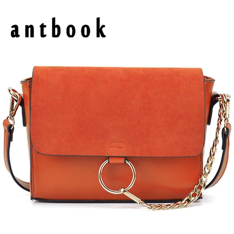 winter crossbody bag bolsa women chain bag ring lock shoulder bag for women scrub pu leather fashion flag women messenger bags от Aliexpress INT