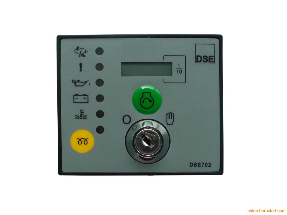 Deep Sea Generator Controller P702 made in China replace dse702,Key Start Module new dse8610 generator module auto start load share controller for deep sea