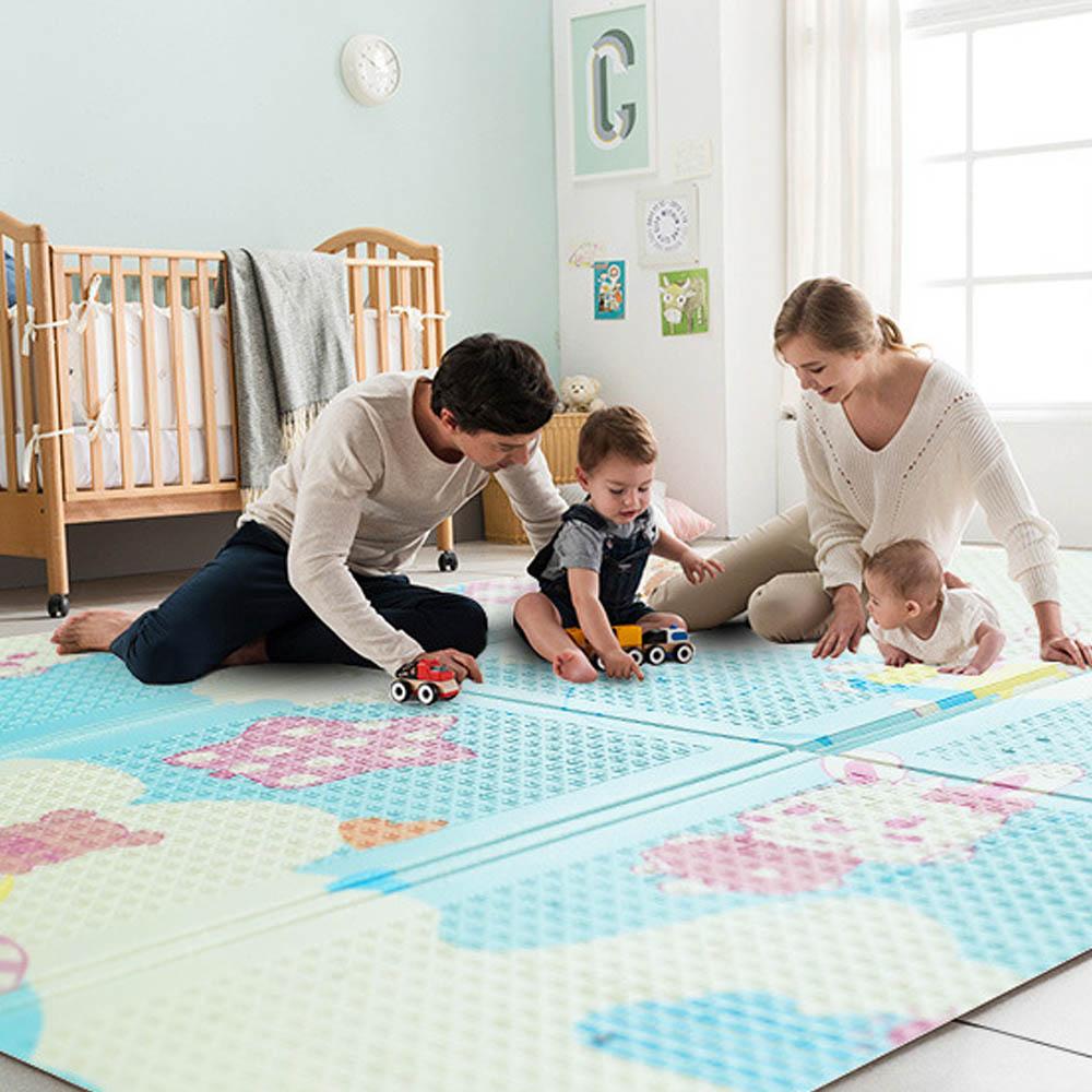 Nouveau 197*148*1 cm mousse bébé tapis tapis de jeu jouets pour enfants tapis enfant en bas âge ramper tapis de jeu couverture infantile livraison directe