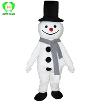 New Olaf Mascot Costumes Carnival Party Snowman for Adult Olaf Cosplay Costume Customize Halloween Christmas Party Funny Dress