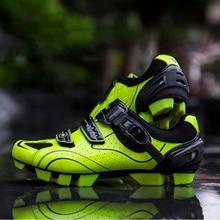 цена Santic Mtb Shoes Mirror PU Upper Cycling Shoes 3 Colors Cycling Athletic Racing Team Bicycle Shoes Breathable Sapatilha Ciclismo онлайн в 2017 году