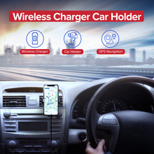 Phone holder Wireless Charger for car