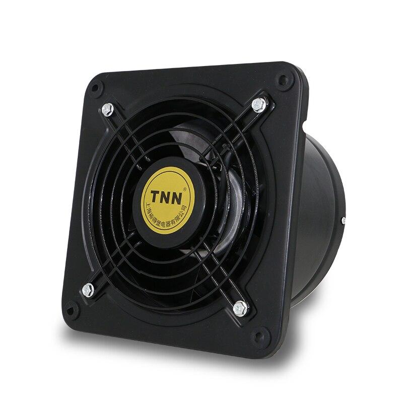 TNN 2018 Cuisine Forte D'échappement à L'intérieur Du Ventilateur De Salle De Bains Ventilateur 12 pouces 300mm L'industrie Pipeline Ventilateur Aspirant