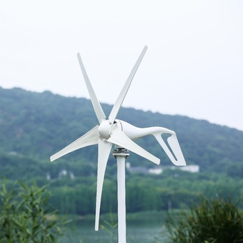 2019 Generator turbiny wiatrowej trzy lub pięć wiatr ostrza opcja, 600 W wiatr kontroler prezent, fit dla domu lub Camping