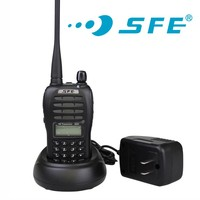 שתי דרך רדיו 100% מקוריים 199 ערוצים SFE מכשיר קשר S850 שתי דרך רדיו עם תצוגת LCD באיכות גבוהה (2)