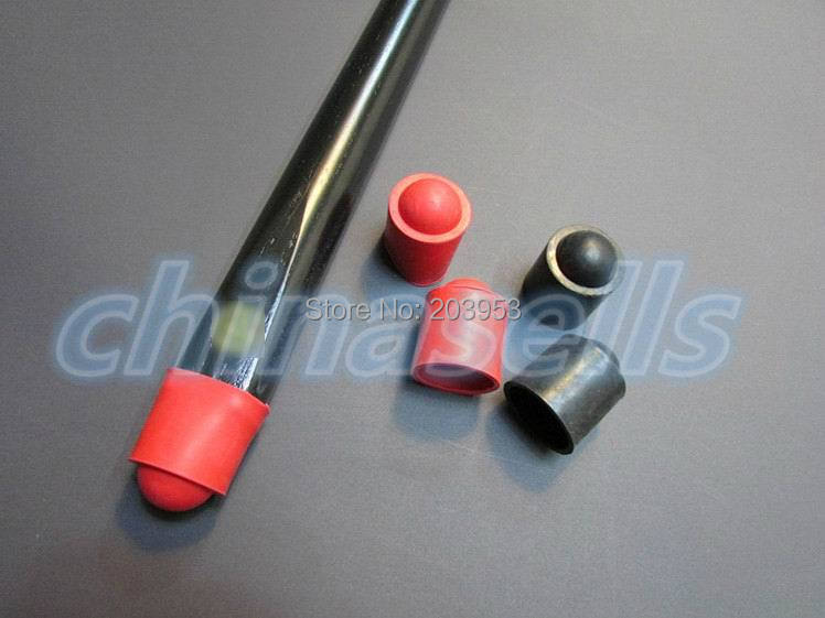 Billiard Cue Bumpers Snooker Pool Cue Rubber Protective Case Protector Rubber Bumper Accessories