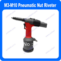 M3 M10 Industrial Air Pneumatic Insert Nut Tool Packed In BMC With Accessories