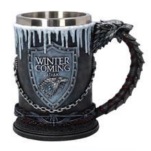 Home Decor Ideas Game of Thrones Stainless Steel Mug