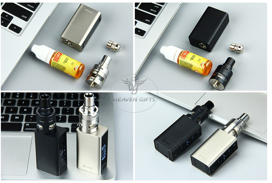 Joyetech eVic Basic with CUBIS PRO Mini Kit - 1500mAh7