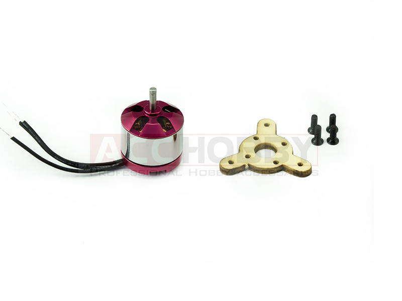 Free Shipping 1408 ADH100 Brushless Outrunner Motor 1850KV Shaft:2mm For RC Remote Control Airplane Models free shipping aeolian c5055kv600 outrunner brushless motor for rc airplane fixed wing