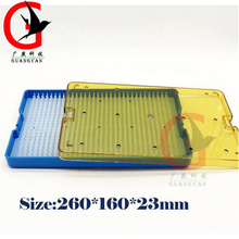 microsurgical instruments surgical instruments, ophthalmic equipment box Autoclavable XD03
