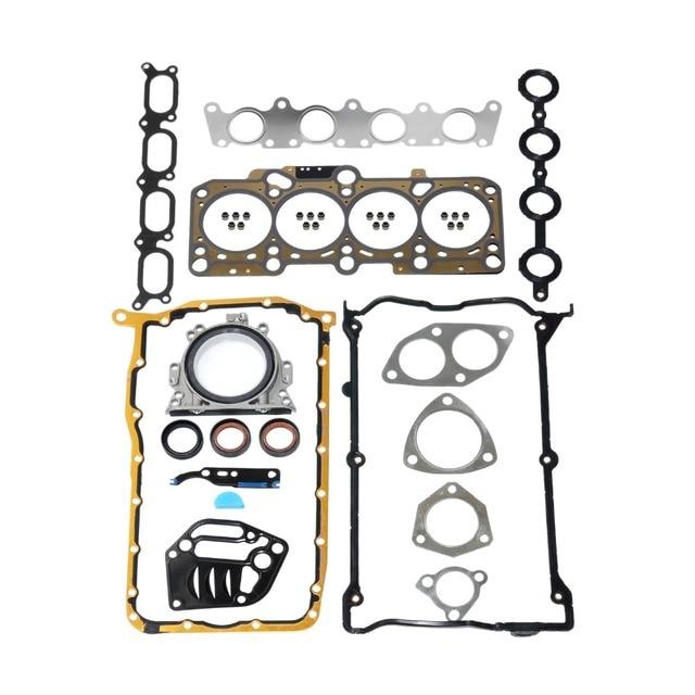 AP01 Engine Cylinder Head Gasket Set For TT VW BORA BEETLE GOLF PASSAT FOR Audi A3 8L1 1.8 T 06A198012A 06A198012  06A 198 012 A 5