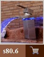 Стеклянный кран для раковины, СВЕТОДИОДНЫЙ цветной водопроводный кран, Хромированный Светодиодный Однорычажный кран для ванной комнаты, светодиодный светильник для воды, кран LH-8059-2