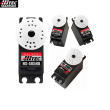HiTec HS-485HB Deluxe HD шарикоподшипник стандартный сервопривод 6,0 кг/45 г для RC игрушки