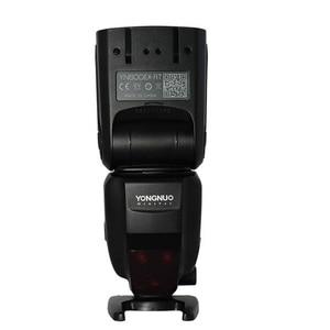 Image 4 - YONGNUO Speedlite YN600EX RT II GN60 TTL 2.4G Draadloze HSS 1/8000s Master Flash Licht voor Dslr Camera canon 600EX RT ST E3 RT
