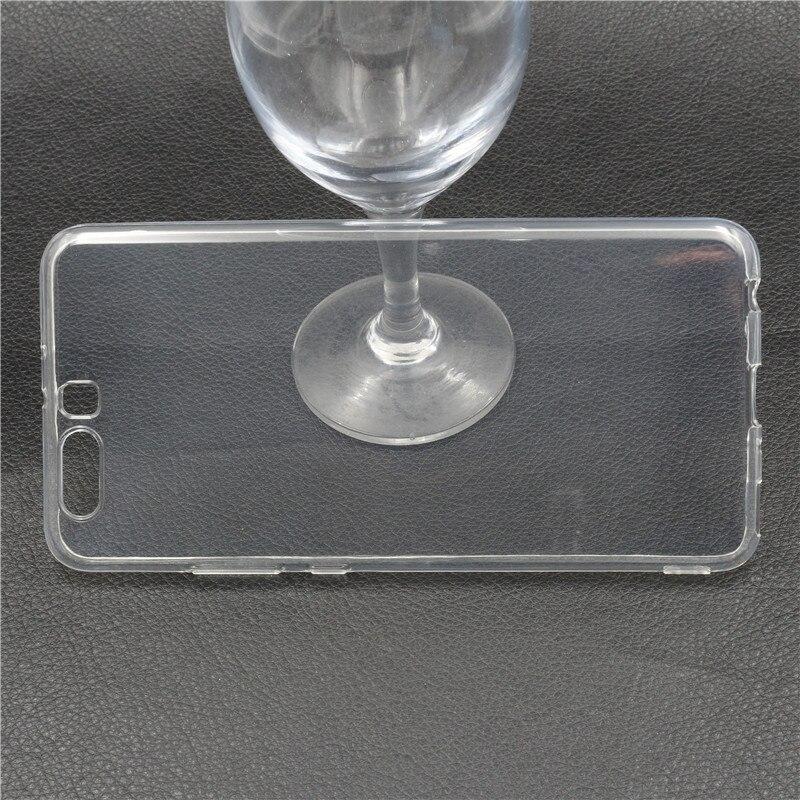 Hudossen для Huawei P10 Plus прозрачный гель ТПУ Мягкий силиконовый чехол для Huawei P10 Plus ультра тонкий защитный кожи крышка