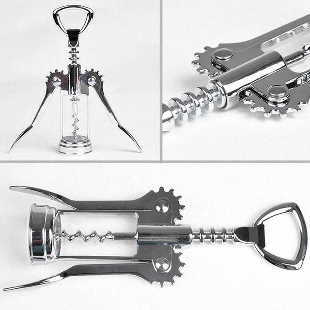 Stainless Steel Corkscrew