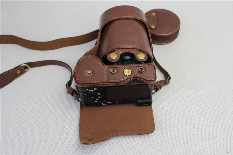 16-70mm 18-55mm lente proteger saco aberto design da bateria