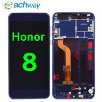Huawei Honor 8 LCD Display Touch Screen Digitizer Assembly Honor8 Replacement FRD L19 FRD L09 For 5.2 Huawei Honor 8 LCD