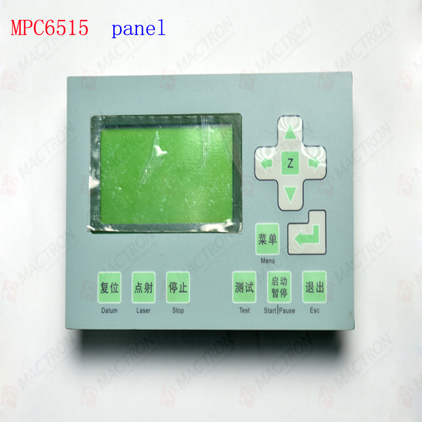 Cheap Leetro Laser Controller Panel for MPC6515 / MPC6525 / MPC6535 / MPC6565 For Sale economic leetro mpc 6525a 6535 motion controller for co2 laser cutting machine upgrade of 6515