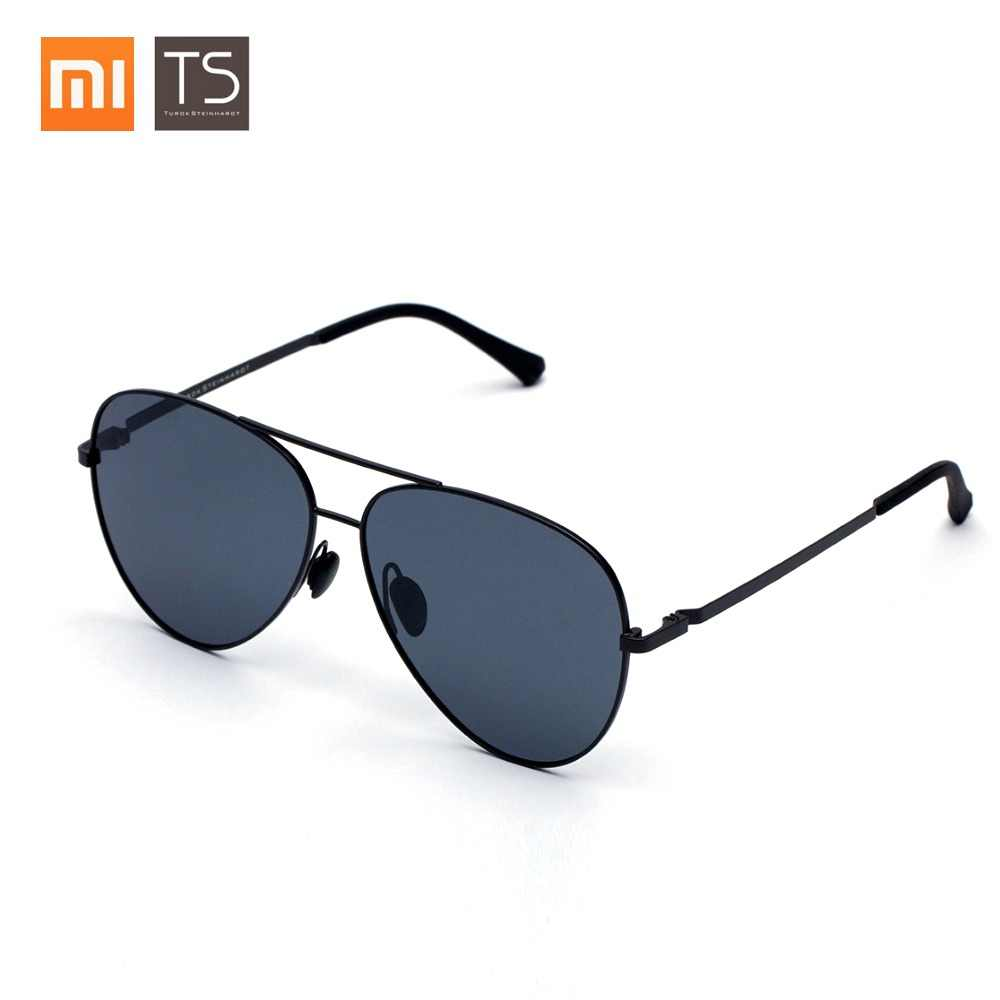 Xiaomi TS Sunglasses Polarized Pilot UV400 Protection Glasses Men Women Driving Eyeglasses for Outdoor Travel