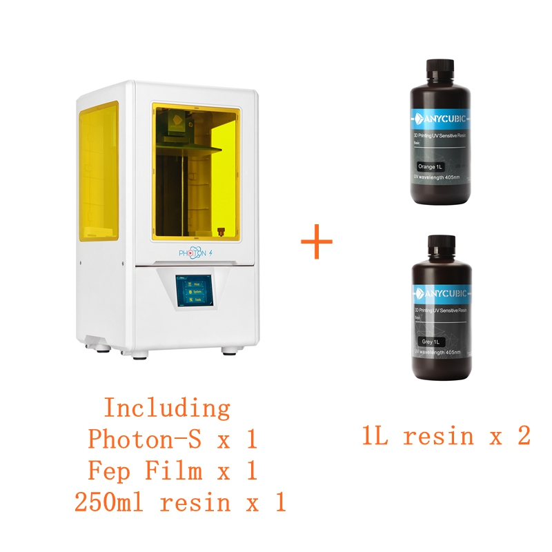 ANYCUBIC Photon-S LCD 3D Printer – Maximyz