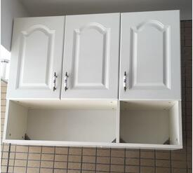 European Style Kitchen Condole Top Hang Ark 3 Real Door Add Bottom Multilayer Board