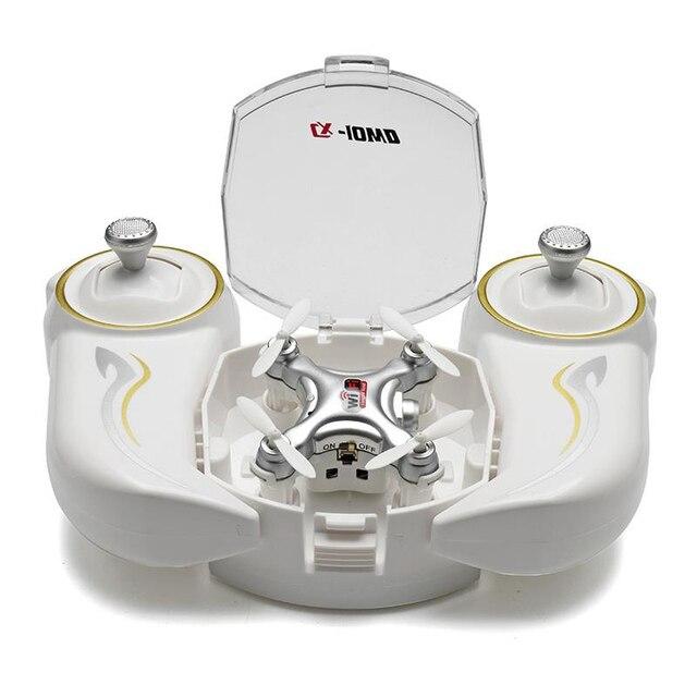 Cheerson cx-10wd cx10wd mini wifi fpv com alta modo de espera 2.4g modo de controle rc quadcopter rtf 6-axis wifi telefone fun toys drone