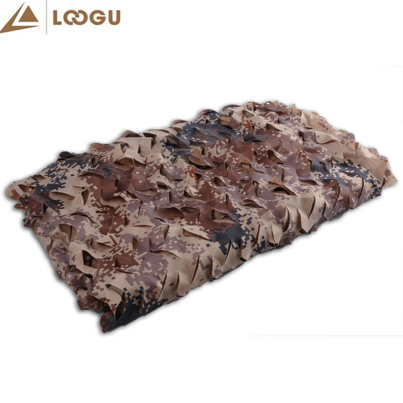 2.5*3M Digital Military Camouflage Net Awning Tents 150D Polyester Mesh Screen Militaire Camouflage Net Fishing Awning UV Tents