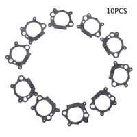 10 Pcs Replacement Air Filter Mounting Joints For Briggs & Stratton 795629 272653 272653 S Chainsaw Carburetor