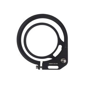 Image 1 - MINIFOCUS 98 için 67mm kırmızı Flip adaptörü kelepçe dalış filtresi/düzeltme Dome Port Lens/makro Lens sualtı kamera muhafazası