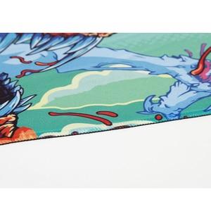 Image 5 - Mousepad macio do jogo do protetor da tabela de xl da esteira do teclado do gamer dos ratos da almofada do rato do costume grande de fffas 80x30cm para a tabuleta pc latop quente