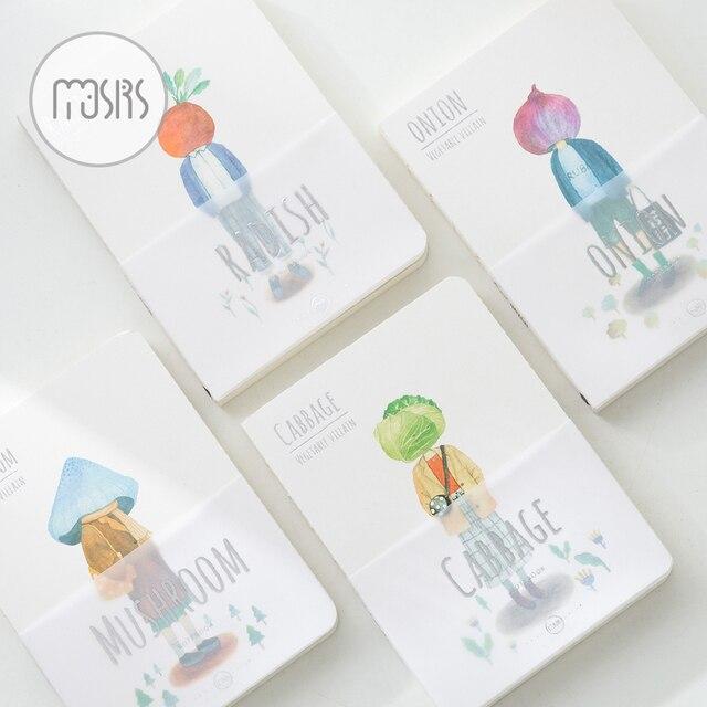 Новый Sketchbook дневник милые школьные тетради Эскиз книги для рисования живопись 80 листов Офис Школьные принадлежности подарок