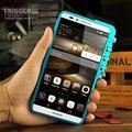 "Huawei companheiro 7 de Metal, mate7 capa Aluminum Bumper phone cases tampa do caso "" + Gift"