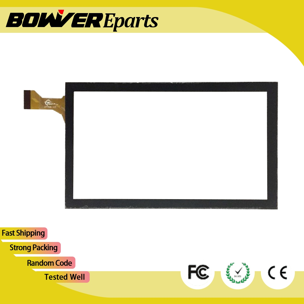 A+ Tested New For 7 BQ 7051G BQ-7051G ELBA Tablet Touch Screen panel Digitizer Glass Sensor Replacement