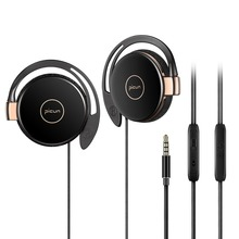 Sound Intone L1 Wired Headphone with Microphone Volume Control Sport Earphones Earhook Earphone Anti-drop Off Headset for iPhone