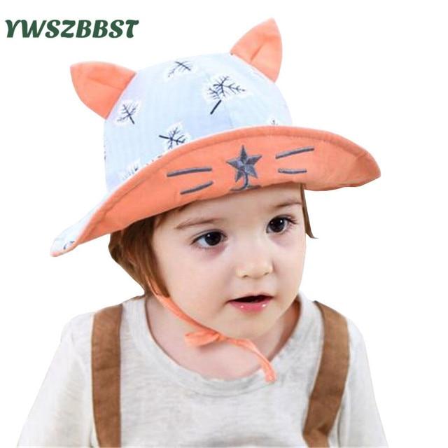 6dd07109983ba US $9.99 |Summer Children Hat Sunhat Baby Boys Sun Hat Kids Fisherman Hat  Girls Sunscreen Caps Toddler Baby Caps for 0 3 years old wear-in Hats &  Caps ...